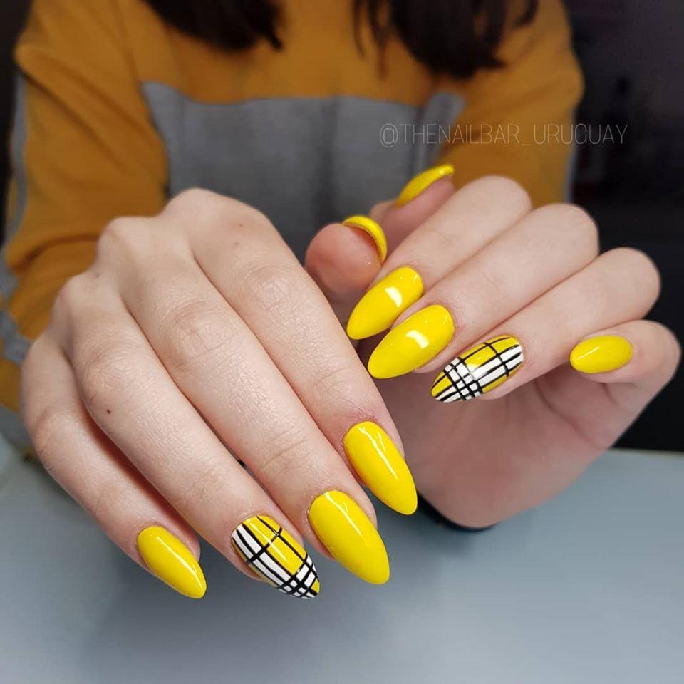 mountain peak nail designs (5)