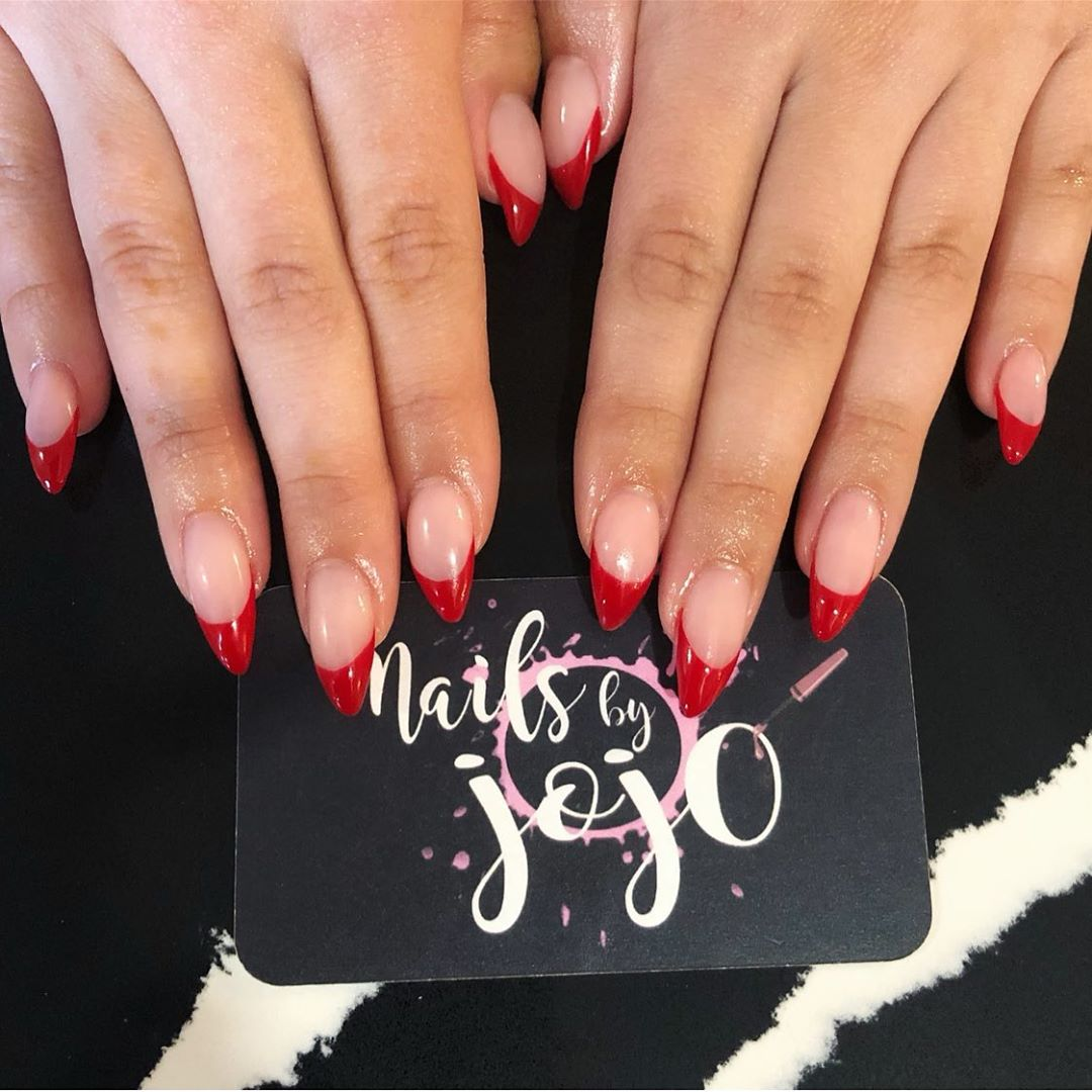 30 Amazing Ombre Transparent Nail Ideas For Fall 2020 Checopie