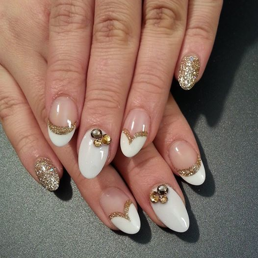 wedding nail designs 15
