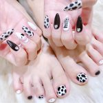 50 Unique Cow Nail Ideas You Can't Resist Trying