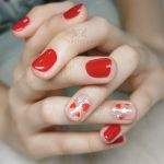 55+ Charming Valentine's Day Nail Art Designs