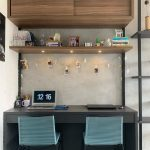 Black desk: 60 templates to personalize the home office