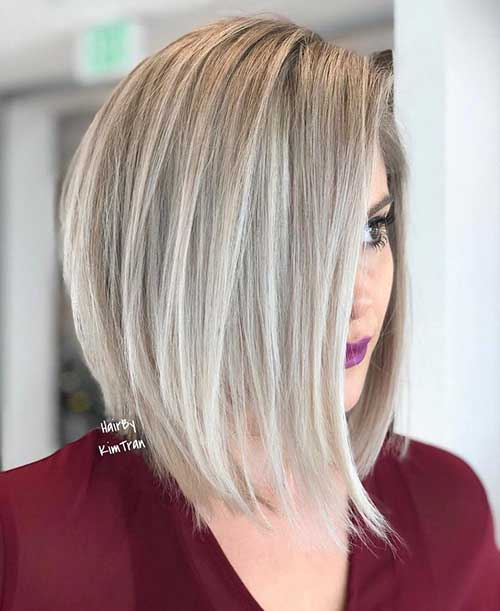 Short To Medium Length Hairstyles