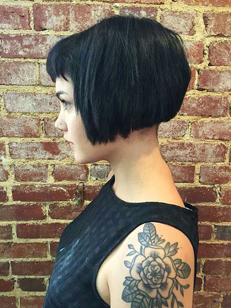 Super Short Bob Hairtyle, Short Bob Hair Pixie