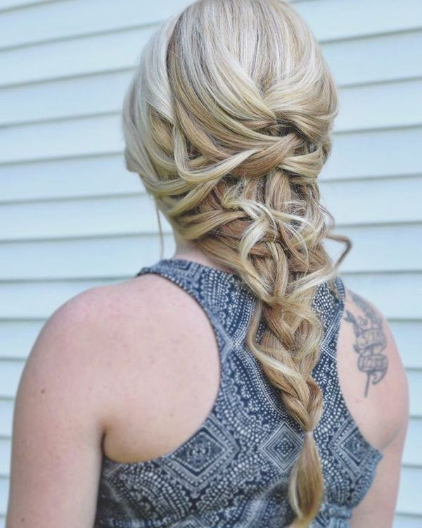 Amazing Boho Updo Hairstyles to Try 3