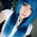 43 Impressive Emo Hairstyles for Girls