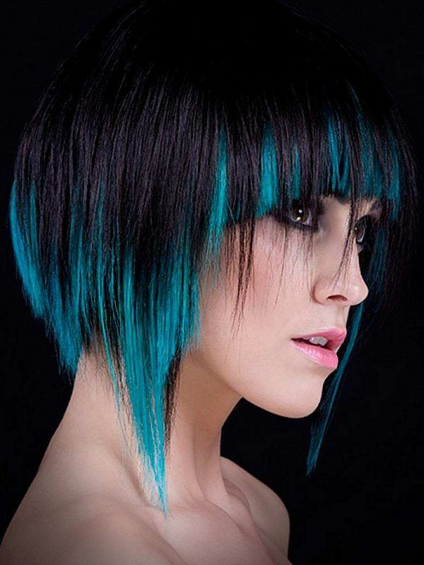 20 Hair Color Ideas For Short Hair Checopie