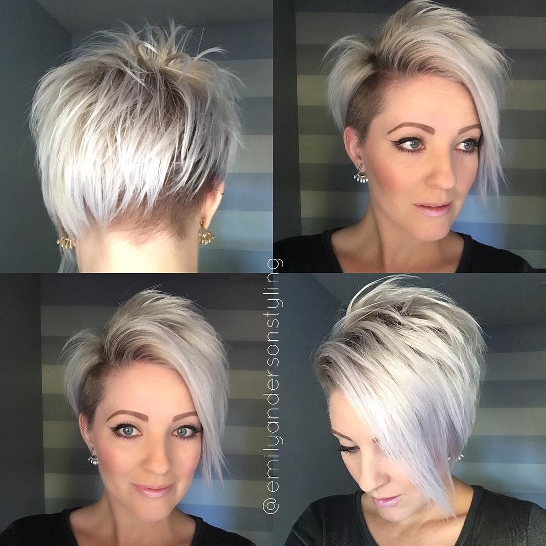 45 Best Short Haircuts and Hairstyles for Fine Hair - ChecoPie